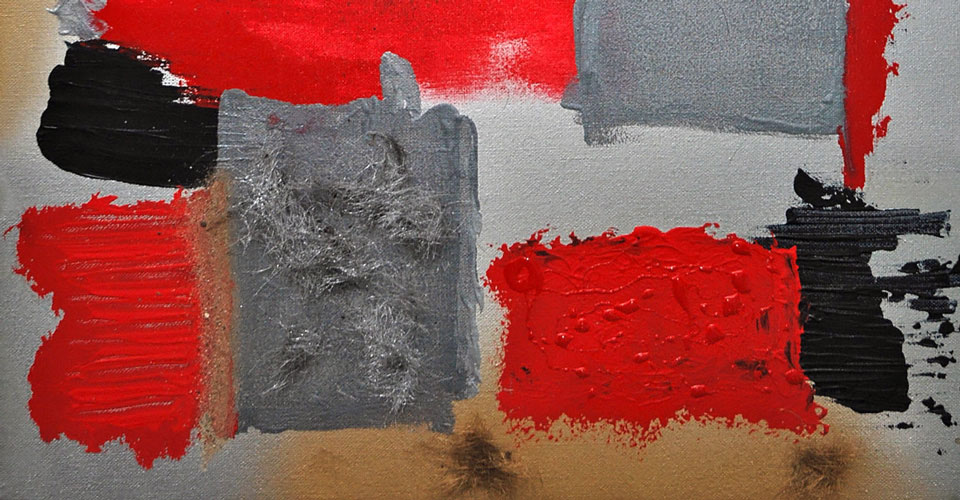 MMXIII -  Peinture contemporaine - Chassis en lin 54/73