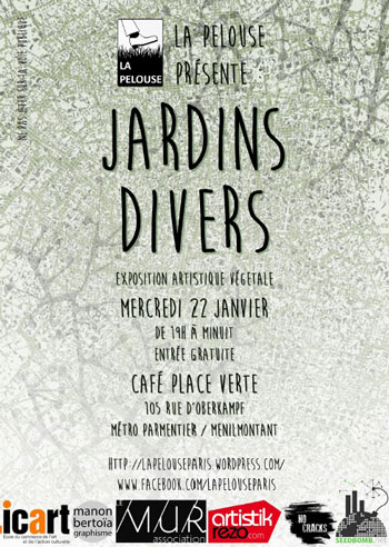 Jardins Divers