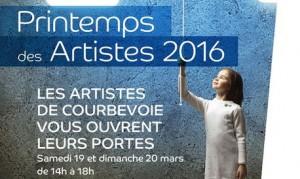 Printemps des Artistes 2016 Courbevoie