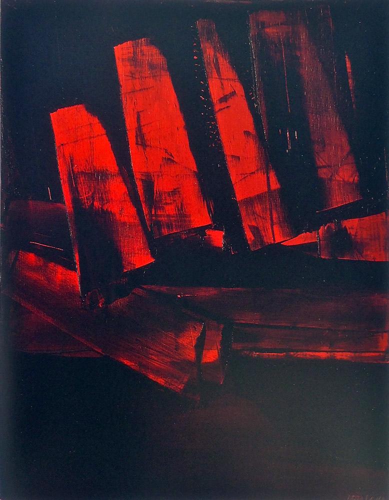 Pintura: Pierre Soulages